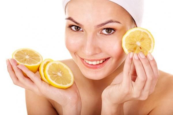 Как отбелить лицо лимоном в домашних условиях