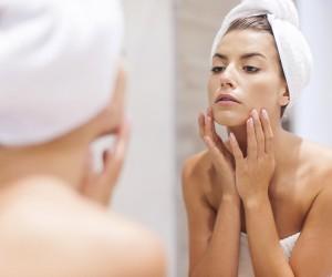 women-checking-skin