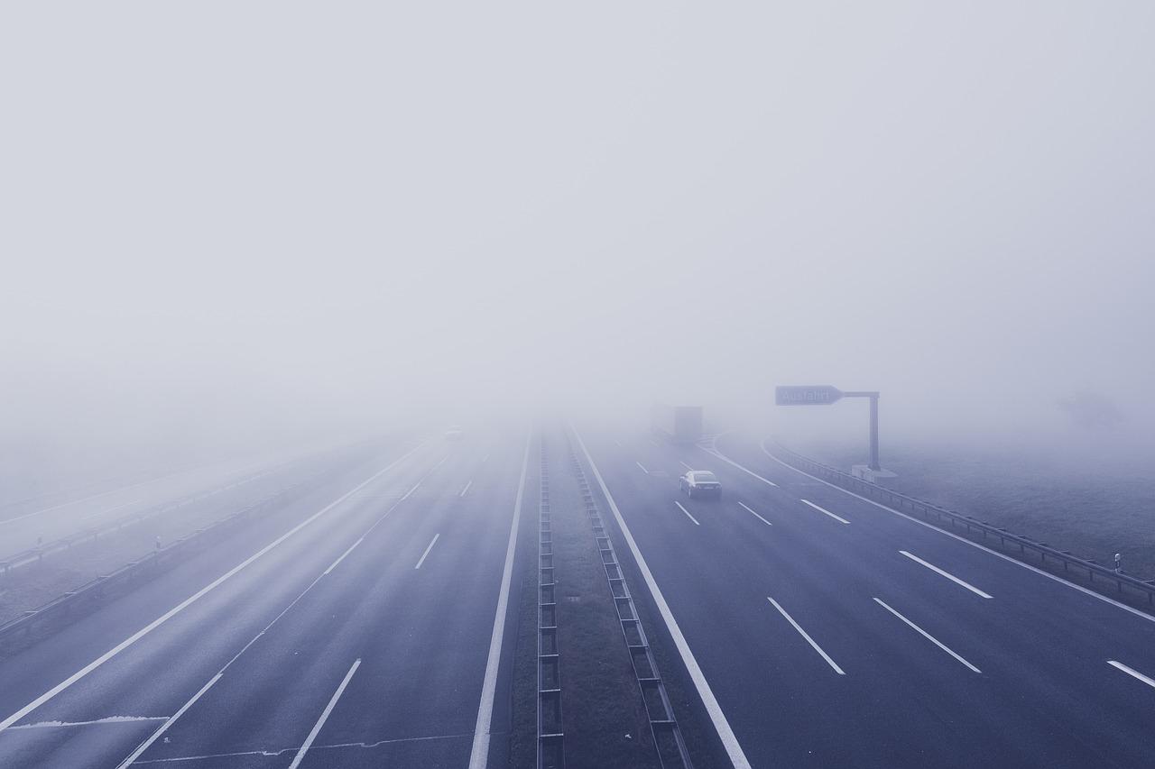 Magla na avtopat (patista amsm)