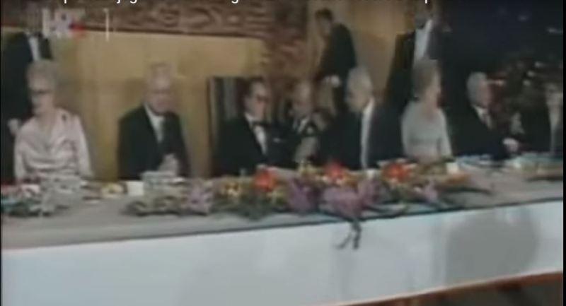 Tito vecera Nova godina (YouTube)